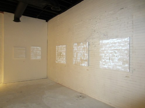 Another installation view.