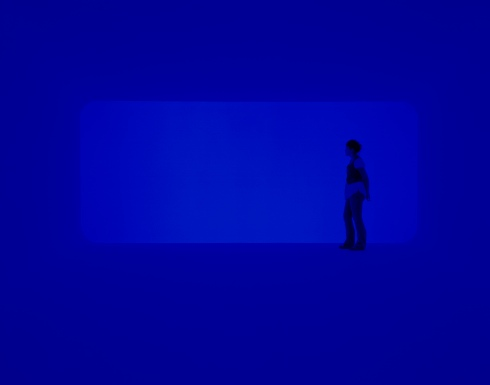 James Turrell, 'End Around: Ganzfeld,' 2006, neon and fluorescent light, (2007 installation at Pomona College Museum of Art, Claremont, California), the Museum of Fine Arts, Houston, gift of the estate of Isabel B. Wilson in memory of Peter C. Marzio. © James Turrell / Photograph by Florian Holzherr