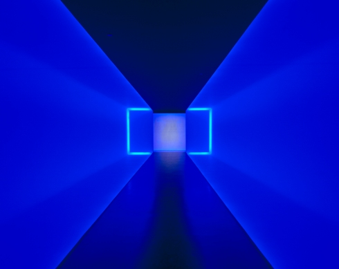 James Turrell, 'The Light Inside,' 1999, neon and ambient light, the Museum of Fine Arts, Houston, Museum commission, gift of Isabel B. and Wallace S. Wilson. © James Turrell