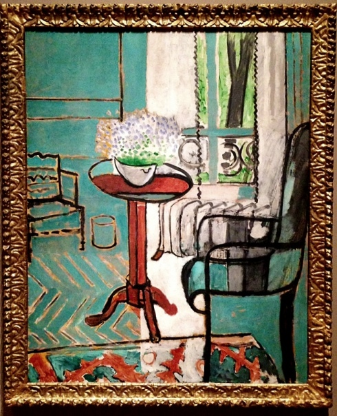 Henri Matisse, The Window, 1916. Detroit Institute of Arts